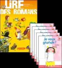 Philippe Perrot - Je veux grandir !, le fichier pédagogique + 5 romans.