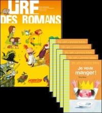 Philippe Perrot - Je veux manger !, le fichier pédagogique + 5 romans.