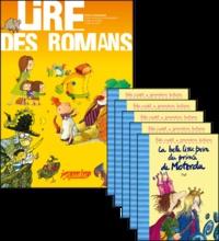 Philippe Perrot - La belle lisse poire du prince de Motordu, le fichier pédagogique + 5 romans.