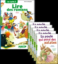 Philippe Perrot - La poule qui pond des patates, le fichier pédagogique + 5 romans.