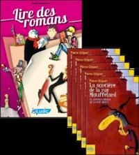 Philippe Perrot - La sorcière de la rue Mouffetard - Le fichier pédagogique + 5 romans.