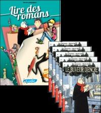 Philippe Perrot - Le buveur d'encre - Le fichier pédagogique + 5 romans.