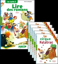 Philippe Perrot - Le cirque Patatrac, le fichier pédagogique + 5 romans.