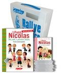Philippe Perrot - Le petit Nicolas, le rallye lecture - Une mallette, un fichier pédagogique photocopiable et 12 titres de la collection Petit Nicolas Gallimard.