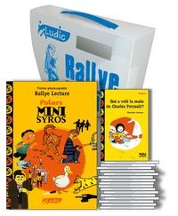 Philippe Perrot - Mini Syros, le rallye lecture - Une mallette, un fichier pédagogique photocopiable et 15 titres de la collection Mini Syros.