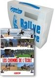 Ludic - Rallye lecture Les chemins de l'école - Une malette, un fichier pédagogique photocopiable et 8 titres de la collection Les chemins de l'école/Nathan.