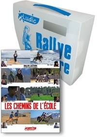Rallye lecture Les chemins de lécole - Une malette, un fichier pédagogique photocopiable et 8 titres de la collection Les chemins de lécole/Nathan.pdf