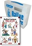 Ludic - Rallye lecture Max et Lili - Volume 1, une malette, un fichier pédagogique photocopiable et 15 titres de la collection.