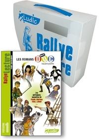 Ludic - Rallye lecture Romans images doc - Volume 1, Une malette, un fichier pédagogique photocopiable et 12 titres de la collection Romans images doc/Bayard.