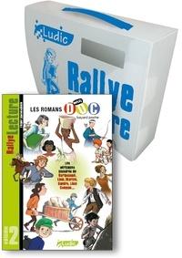 Ludic - Rallye lecture Romans images doc - Volume 2, Une malette, un fichier pédagogique photocopiable et 12 titres de la collection Romans images doc/Bayard.