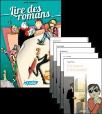 Philippe Perrot - Un tueur à ma porte - Le fichier pédagogique + 5 romans.