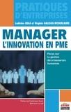Ludivine Adla et Virginie Gallego-Roquelaure - Manager l'innovation en PME - Focus sur la gestion des ressources humaines.