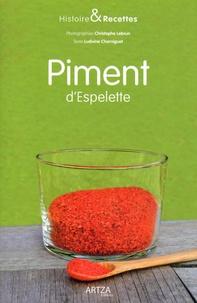 Ludivine Charniguet - Piment d'Espelette.