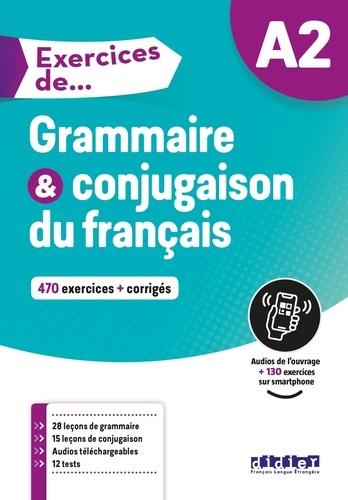 Exercices de Grammaire et conjugaison du français A2