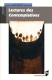 Ludmila Charles-Wurtz et Judith Wulf - Lectures des Contemplations.