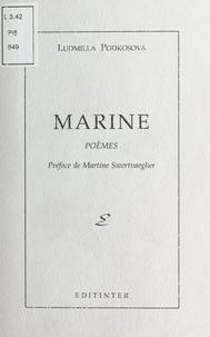 Ludmilla Podkosova - Marine.
