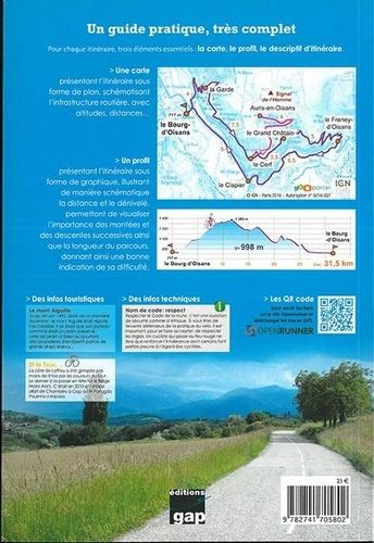 Cyclo Isère (Nord Isère, Chartreuse-Vercors, Oisans, Sud Isère). 70 itinéraires à vélo pour cyclosportifs et cyclotouristes