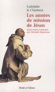 Rhonealpesinfo.fr Les années de mission de Jésus - Venez et voyez Image