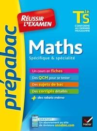Ludovic Alasseur et Franck Ellul - Maths Tle S spécifique & spécialité.