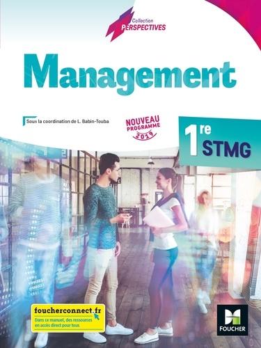 Ludovic Babin-Touba et Judicaëlle Arz - Management 1re STMG Perspectives.