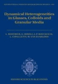 Ludovic Berthier et Giulio Biroli - Dynamical Heterogeneities in Glasses, Colloids, and Granular Media.