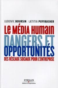 Deedr.fr Le média humain - Dangers et opportunités des réseaux sociaux pour l'entreprise Image