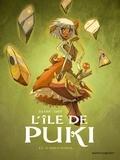 Ludovic Danjou et  Djet - L'île de Puki - Tome 1, Au début le coeur.