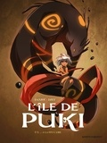 Ludovic Danjou et  Djet - L'île de Puki - Tome 2, A la fin l'âme.