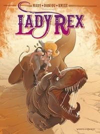 Ludovic Danjou et  Mady - Lady Rex.