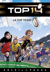 Ludovic Danjou - Top 14  : La Top Team.