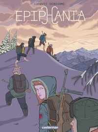 Ludovic Debeurme - Epiphania Tome 2 : .
