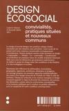 Ludovic Duhem et Kenneth Rabin - Design écosocial - Convivialités, pratiques situées & nouveaux communs.
