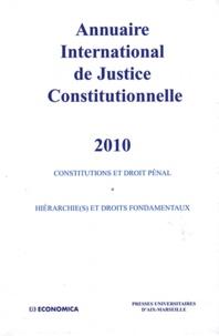 Annuaire international de justice constitutionnelle - Tome 26.pdf