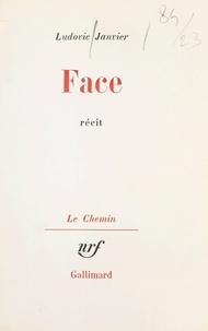 Ludovic Janvier et Georges Lambrichs - Face.