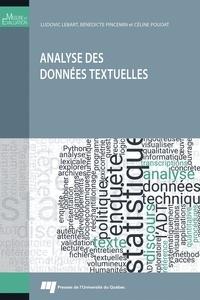 Ludovic Lebart et Bénédicte Pincemin - Analyse des données textuelles.