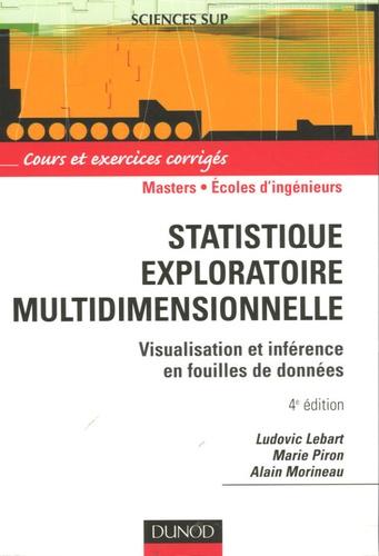 Ludovic Lebart et Marie Piron - Statistiques exploratoire multidimensionnelle - Visualisations et inférences en fouille de données.