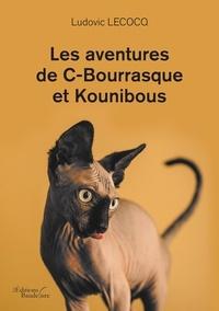 Ludovic Lecocq - Les aventures de C-Bourrasque et Kounibous.