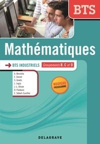 Ludovic Legry - Mathématiques BTS industriels - Groupements B, C et D.