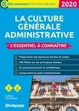 Ludovic Lestideau - La culture générale administrative - 100 fiches.