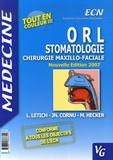 Ludovic Letich et J-N Cornu - ORL Stomatologie.
