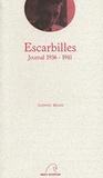 Ludovic Massé - Escarbilles - Journal 1936-1941.