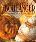 Ludovic Pelgas - Les recettes du boulanger - Pains et viennoiseries.