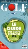Ludovic Pont - Le guide des golfs de France.