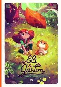 Ludovic Villain et Céline Deregnaucourt - Eli & Gaston - L'esprit de l'automne.