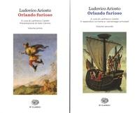 Ludovico Ariosto - Orlando Furioso - Pack en 2 volumes : Volume primo ; Volume secondo.