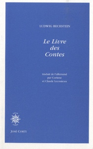 Ludwig Bechstein - Le livre des contes.