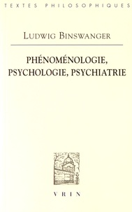 Ucareoutplacement.be Phénoménologie, psychologie, psychiatrie Image