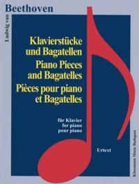 Beethoven - pièces pour piano et bagatelles - Partition.pdf