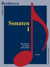 Beethoven sonates I - pour piano - Partition.pdf