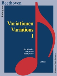 Beethoven variations I - pour piano - Partition.pdf